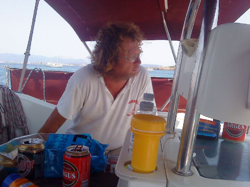tages segeltörn mallorca